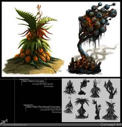 Alien Plant Concepts