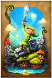 The Legend of Zelda 25th Anniversary Tribute by RynoZebz