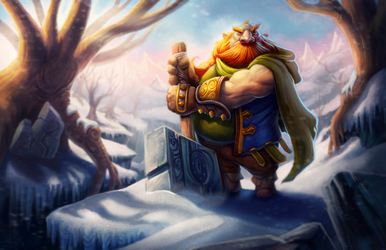 Breto's Hammer by RynoZebz