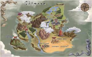World of Shimora by Shivali-Lorekeeper