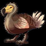 Dodo Companion by Shivali-Lorekeeper
