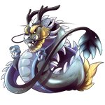 Metal Mini Dragon Companion