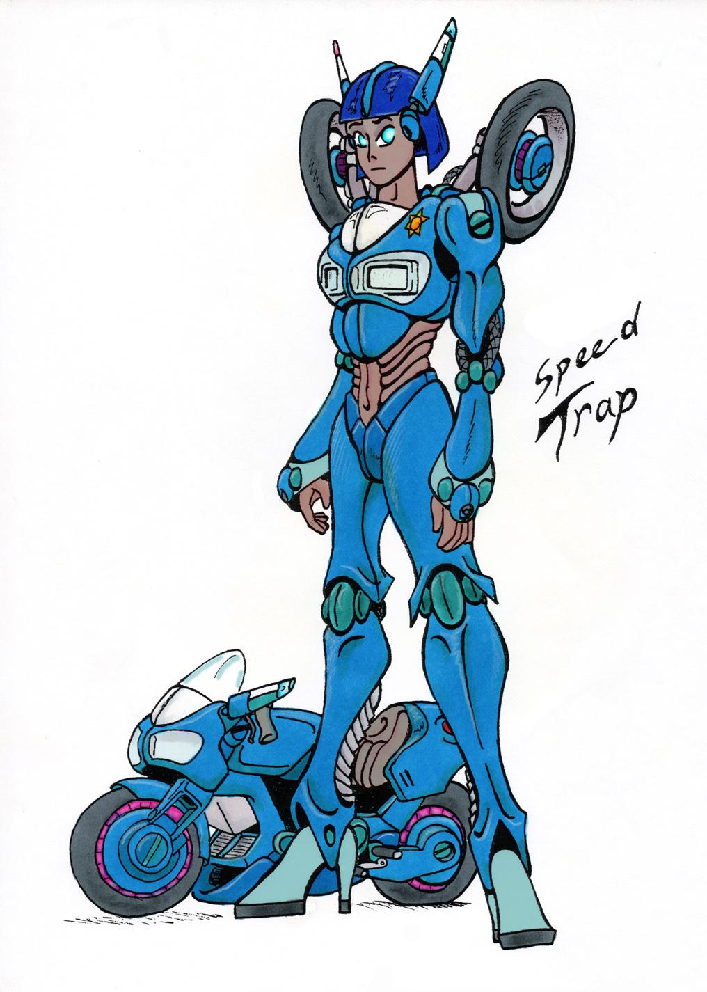Speed Trap 1