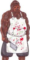 Wookie butcher