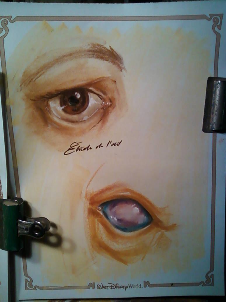 Eyes studies