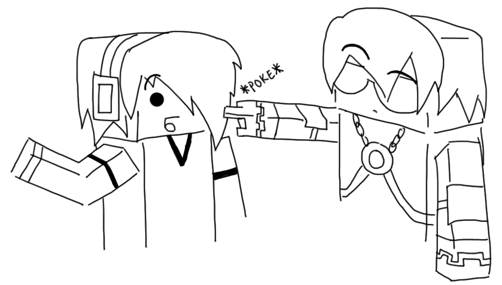 deadlox minecraft coloring pages - photo#4