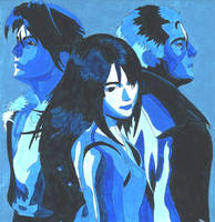 Final Fantasy VIII Trio by Metroid-Fan