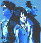 Final Fantasy VIII Trio