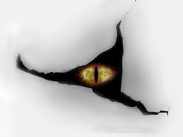 Monster Eye by Twister10