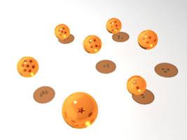 Drabon ball's by Twister10