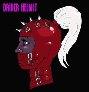 Drider Helmet