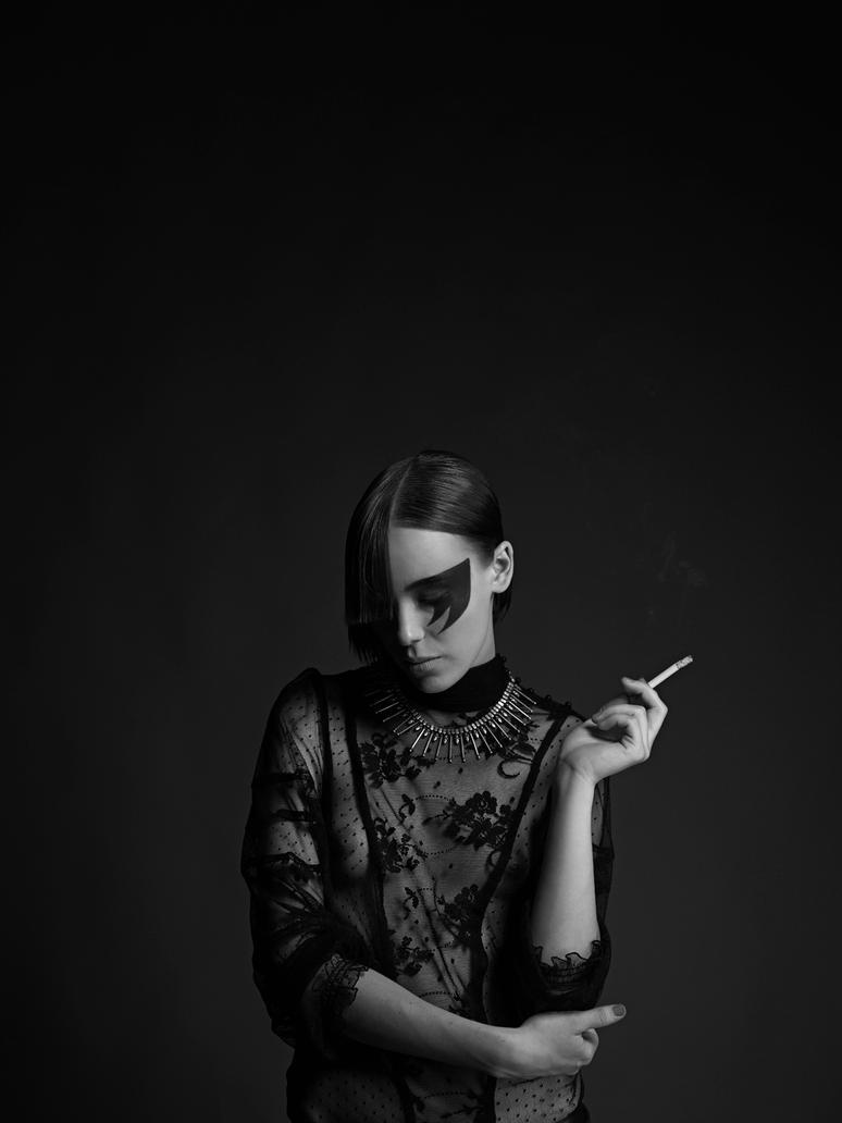 Black Chalk by VladimirBorowicz