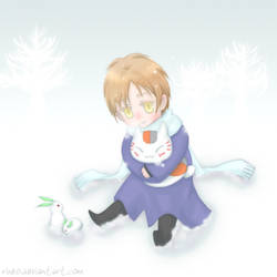 Natsume: Snow Bunnies