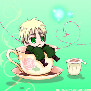APH: Have a Cup of England by Rheo