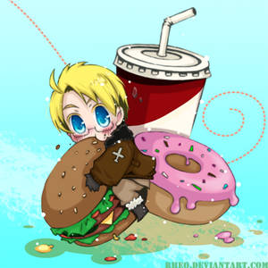 APH: Junk Food King