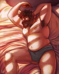Sleeping Bear by Oakenoso