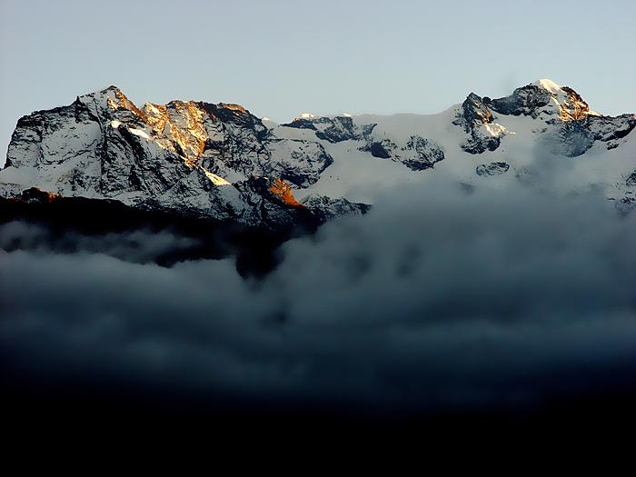Nevado Ausangate by fotottiv