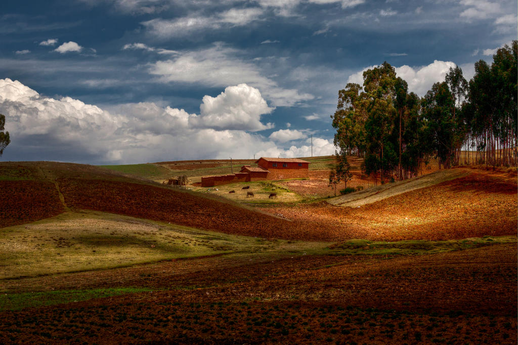 Paisaje Cusquenio by fotottiv