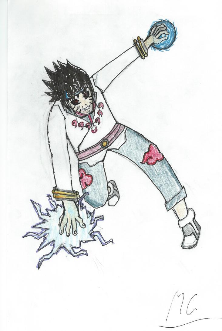My Naruto Character (From Shinobi Life) by Mgcroco