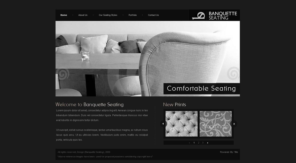 Furniture Design by umyrwd
