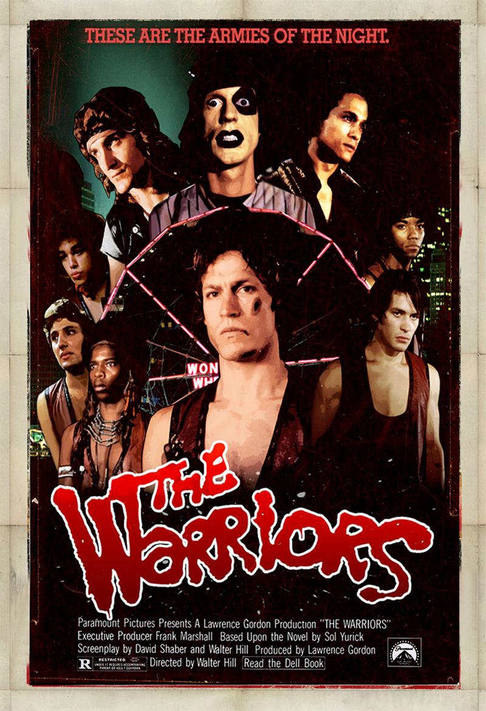 the warriors by smalltownhero on deviantart