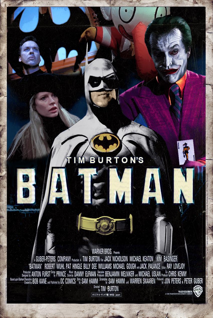 ბეტმენი (ქართულად) Batman /  Бэтмен