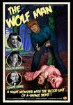 The Wolf Man 1941 Poster
