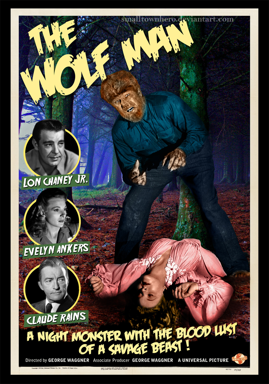 El hombre lobo 1941