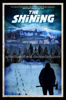 The Shining Poster by smalltownhero