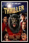 Thriller 1950's poster