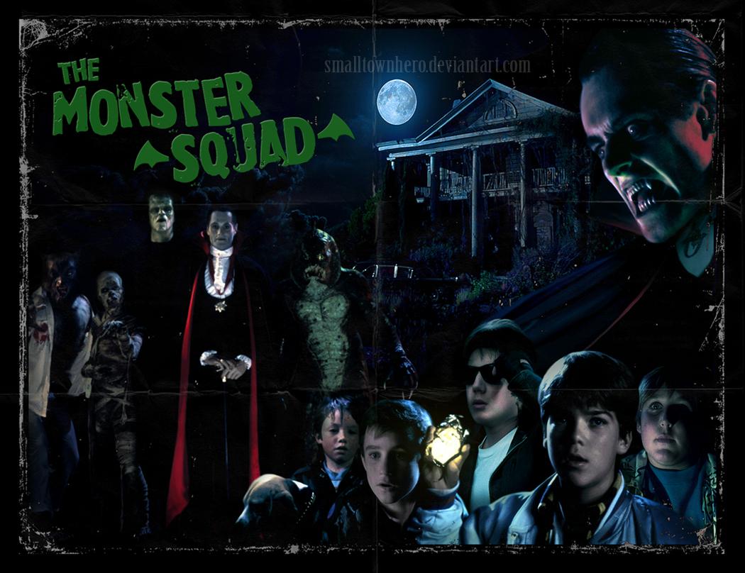 The monster squad poster by smalltownhero on deviantart