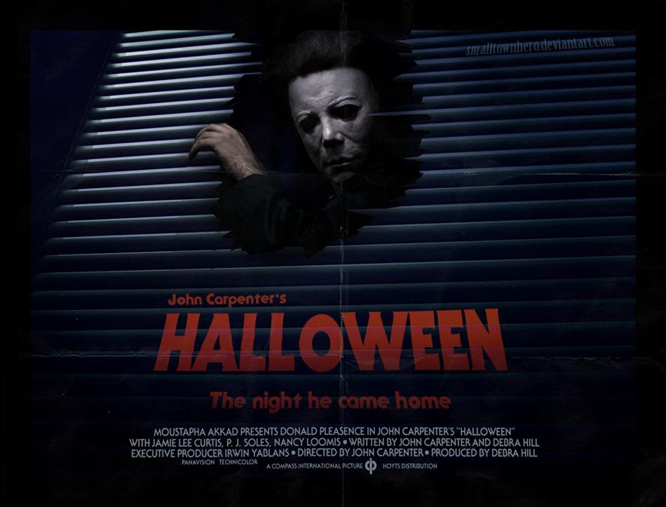 Halloween Poster Art.Halloween Poster By Smalltownhero On Deviantart