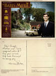 Bates Motel postcard