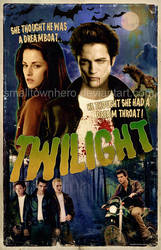 Twilight poster by smalltownhero
