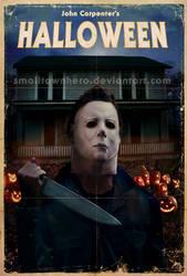 John Carpenters Halloween by smalltownhero
