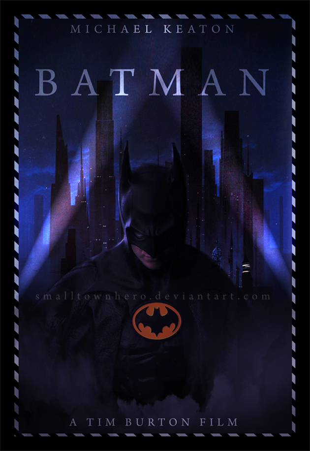 Batman 1989 by smalltownhero on DeviantArt
