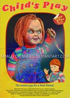 Child's Play Poster by smalltownhero