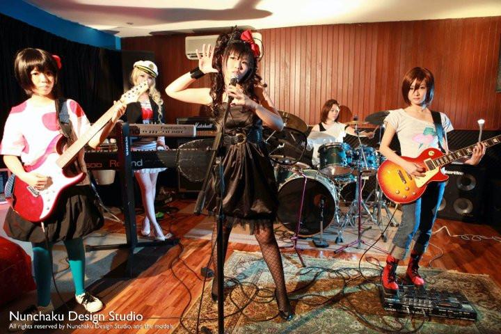 akiyama mio K-ON2 cosplay by ShineUeki33