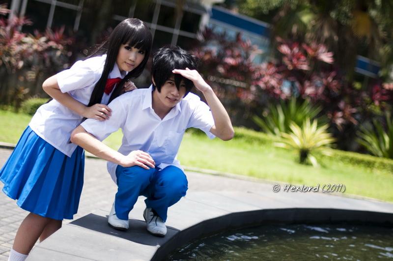 KIMINITODOKE COSLAY-2 by ShineUeki33