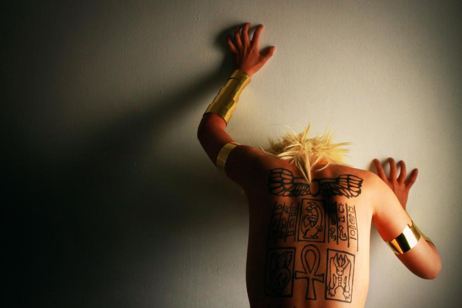 Marik tattoo-2 by ShineUeki33 on DeviantArt