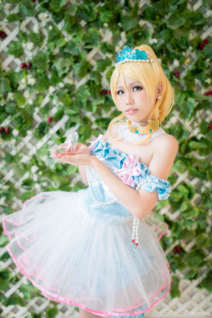 Love Live Fairy Tale - Cinderella by ShineUeki33
