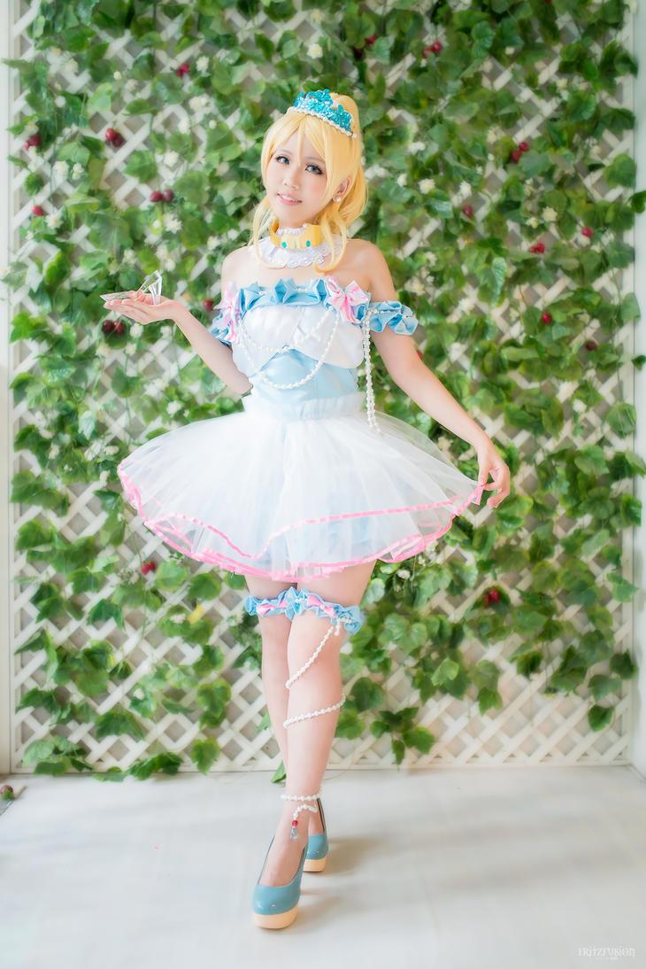 Love Live! ERI AYASE - Cinderella by ShineUeki33