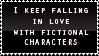 Fictional Love by argonna-misty-veils