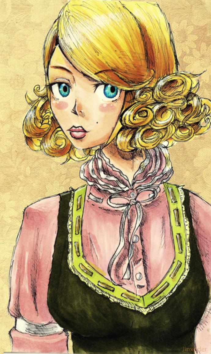 Alice Monroe by jinxrider