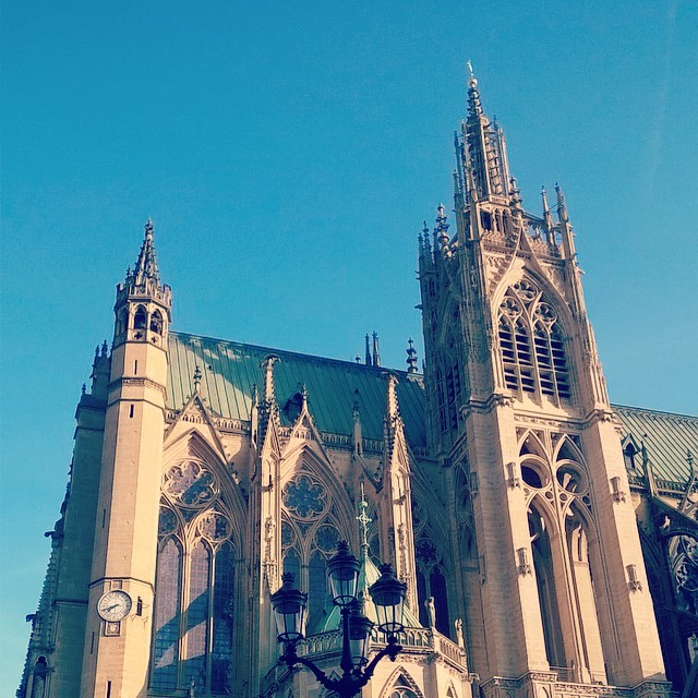St. Stephen's Cathedral (Cathedrale Saint Etienne) by TwistyLucy