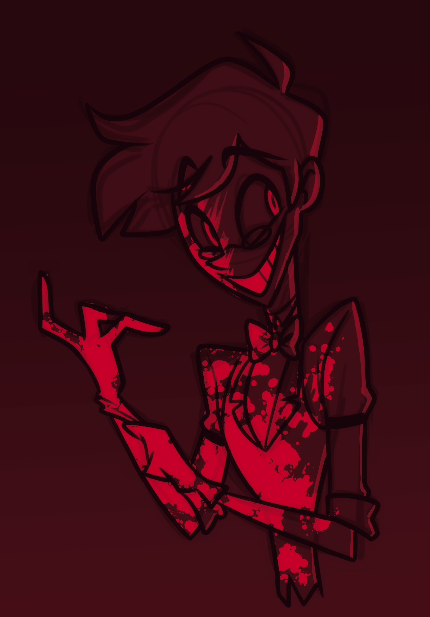 Human Alastor