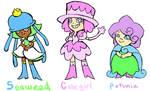 GV - Female Characters