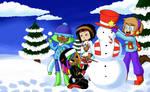 GV - Snowman