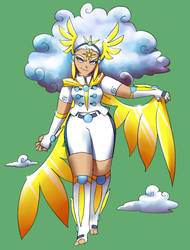 GV: The Stratoversian Queen FINAL DESIGN