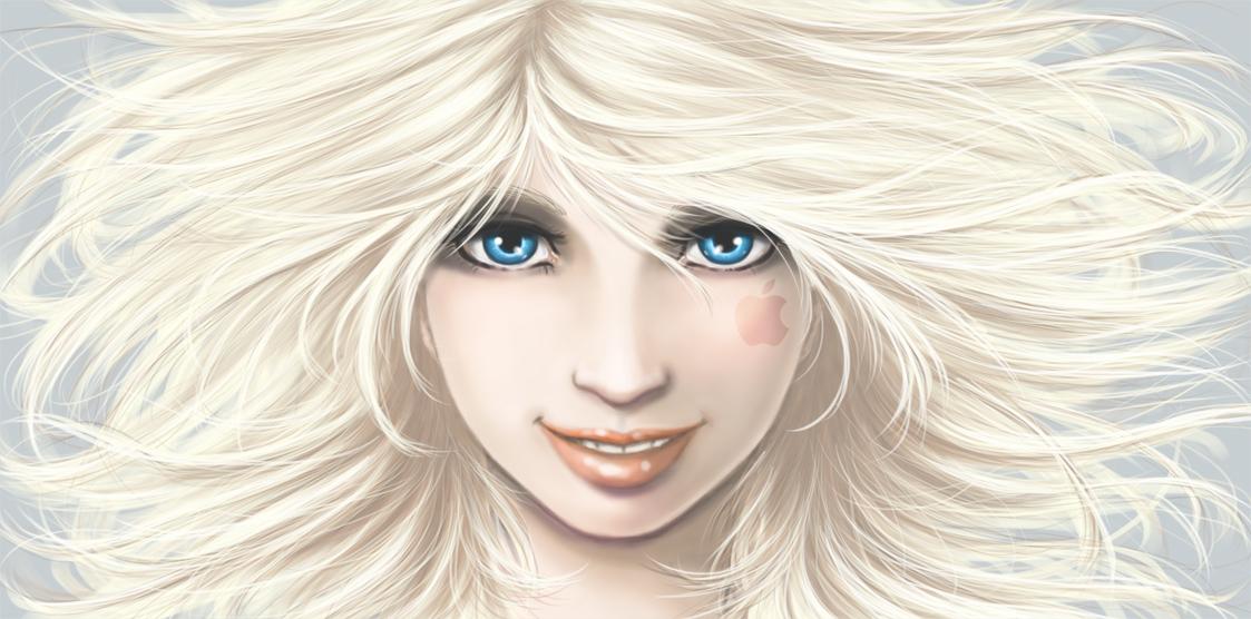 mac girl by ~atrellus31